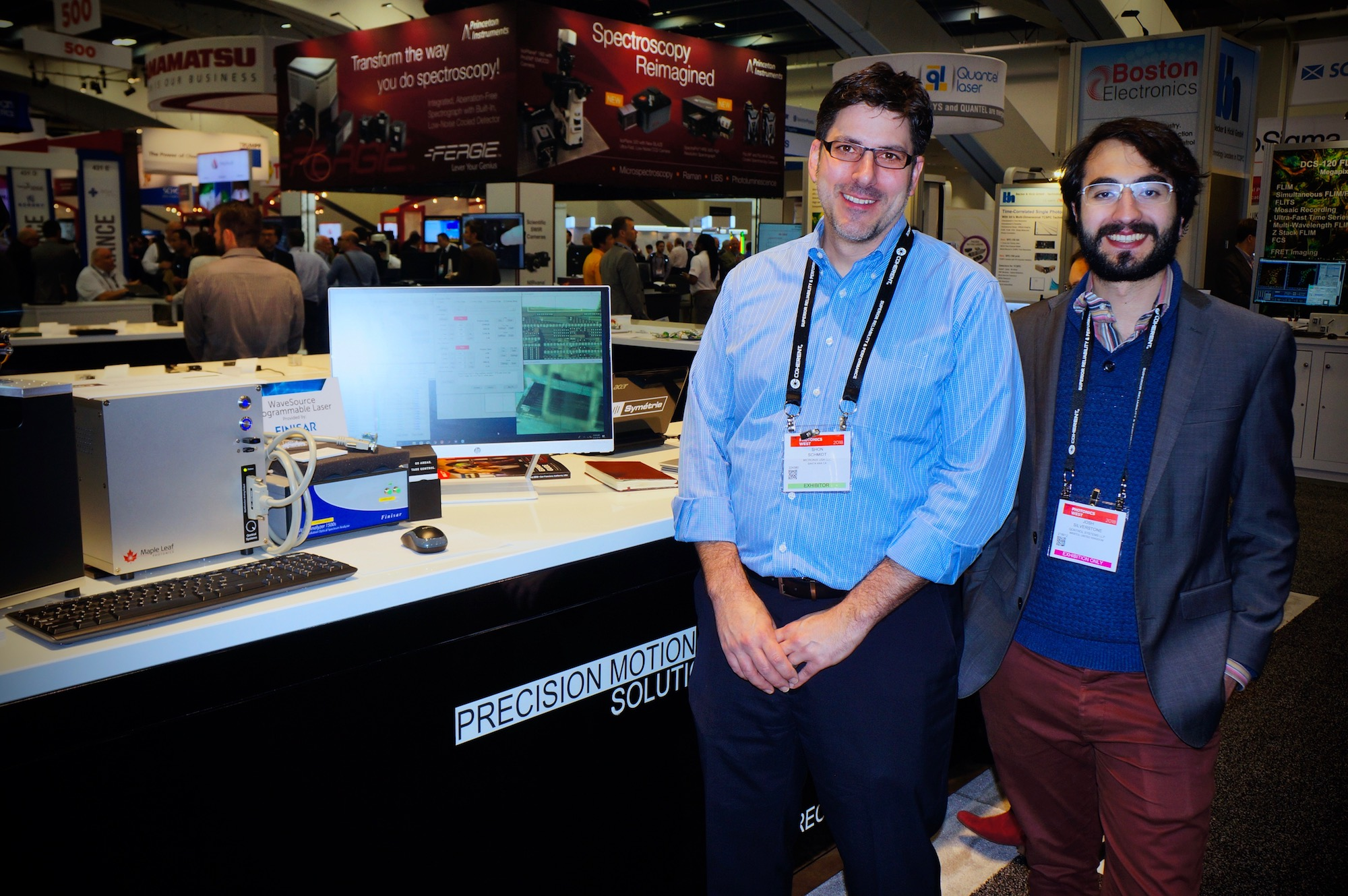One-stop shop for PIC testing: a new partnership | Qontrol Systems